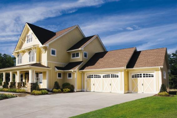 Residential Overhead Garage Doors In Charlotte Sales And Service