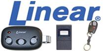 linear garage door opener repairs and sales